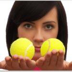 下半身痩せにはテニスボールを使うと良い?1週間で効果が出た方法。